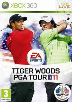 Jaquette de Tiger Woods PGA Tour 11 Xbox 360