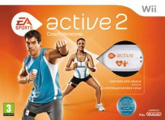 Jaquette de EA Sports Active 2 Wii