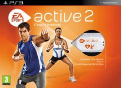 Jaquette de EA Sports Active 2 PlayStation 3