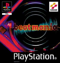 Jaquette de Beatmania PlayStation