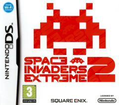 Jaquette de Space Invaders Extreme 2 DS