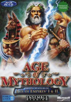 Jaquette de Age of Mythology PC