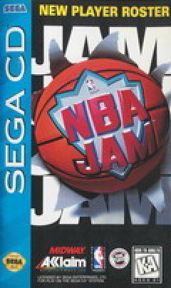 Jaquette de NBA Jam (original) MegaCD