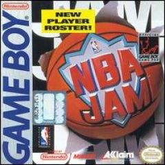 Jaquette de NBA Jam (original) Game Boy