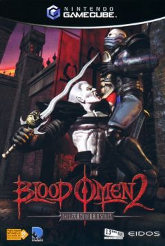 Jaquette de Legacy of Kain : Blood Omen 2 GameCube