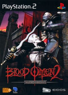 Jaquette de Legacy of Kain : Blood Omen 2 PlayStation 2