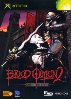 Jaquette de Legacy of Kain : Blood Omen 2 Xbox