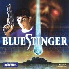 Jaquette de Blue Stinger Dreamcast