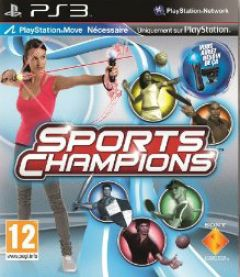 Jaquette de Sports Champions PlayStation 3