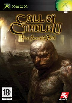 Jaquette de Call of Cthulhu : Dark Corners of the Earth Xbox