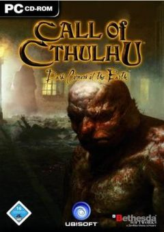 Jaquette de Call of Cthulhu : Dark Corners of the Earth PC