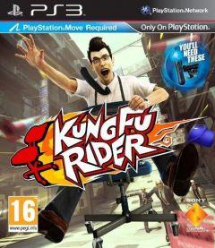 Jaquette de Kung Fu Rider PlayStation 3