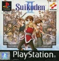 Jaquette de Suikoden II PlayStation