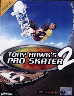 Jaquette de Tony Hawk's Pro Skater 2 PC
