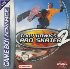 Jaquette de Tony Hawk's Pro Skater 2 Game Boy Advance