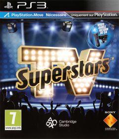 Jaquette de TV Superstars PlayStation 3