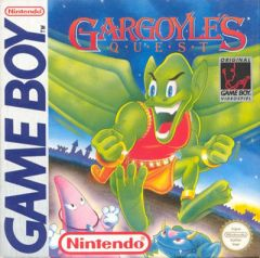 Jaquette de Gargoyle's Quest Game Boy