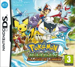 Jaquette de Pokémon Ranger : Sillages de Lumière DS