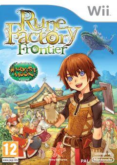 Jaquette de Rune Factory Frontier Wii