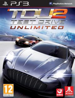 Jaquette de Test Drive Unlimited 2 PlayStation 3