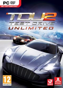 Jaquette de Test Drive Unlimited 2 PC