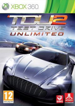 Jaquette de Test Drive Unlimited 2 Xbox 360