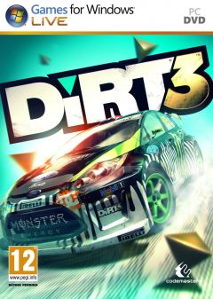 Jaquette de DiRT 3 PC
