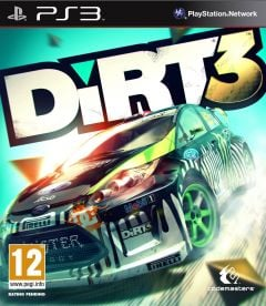 Jaquette de DiRT 3 PlayStation 3