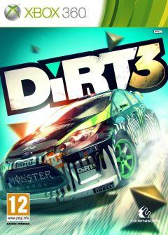 Jaquette de DiRT 3 Xbox 360