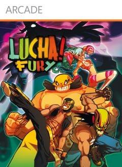 Jaquette de Lucha ! Fury Xbox 360
