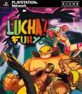 Jaquette de Lucha ! Fury PlayStation 3