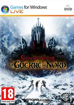 Jaquette de Le Seigneur des Anneaux : La Guerre du Nord PC
