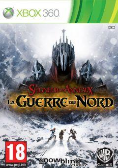 Jaquette de Le Seigneur des Anneaux : La Guerre du Nord Xbox 360
