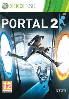 Jaquette de Portal 2 Xbox 360