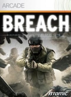 Jaquette de Breach Xbox 360