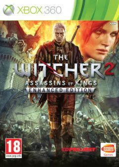 Jaquette de The Witcher 2 : Assassins of Kings Xbox 360
