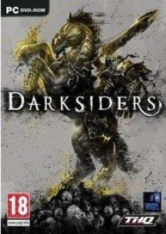 Jaquette de Darksiders PC