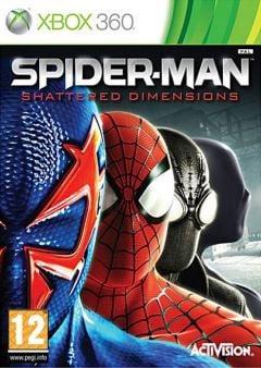 Jaquette de Spider-Man : Shattered Dimensions Xbox 360