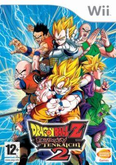 Jaquette de Dragon Ball Z : Budokai Tenkaichi 2 Wii
