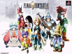 Jaquette de Final Fantasy IX PlayStation 3