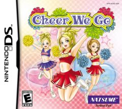 Jaquette de Cheer We Go ! DS