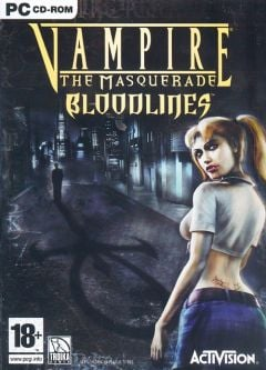 Jaquette de Vampire : The Masquerade - Bloodlines PC