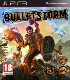 Jaquette de Bulletstorm PlayStation 3