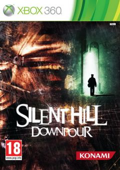 Jaquette de Silent Hill : Downpour Xbox 360