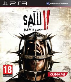 Jaquette de SAW II : Flesh & Blood PlayStation 3