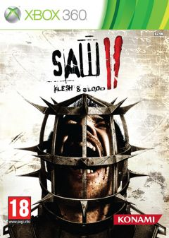 Jaquette de SAW II : Flesh & Blood Xbox 360