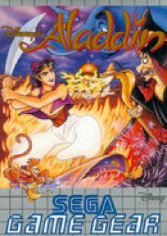 Jaquette de Aladdin GameGear
