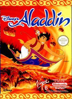 Jaquette de Aladdin NES