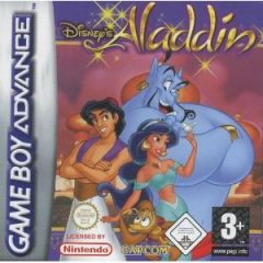 Jaquette de Aladdin Game Boy Advance
