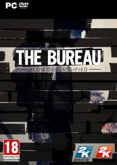 Jaquette de The Bureau : XCOM Declassified PC